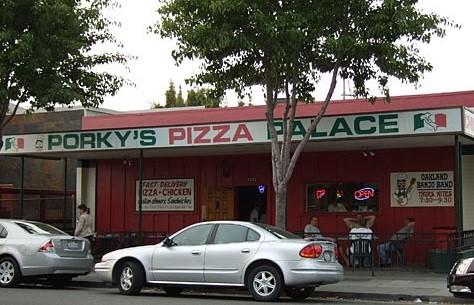porkys pizza palace SL Front